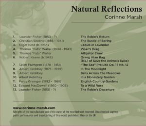Natural Reflecions Inlay